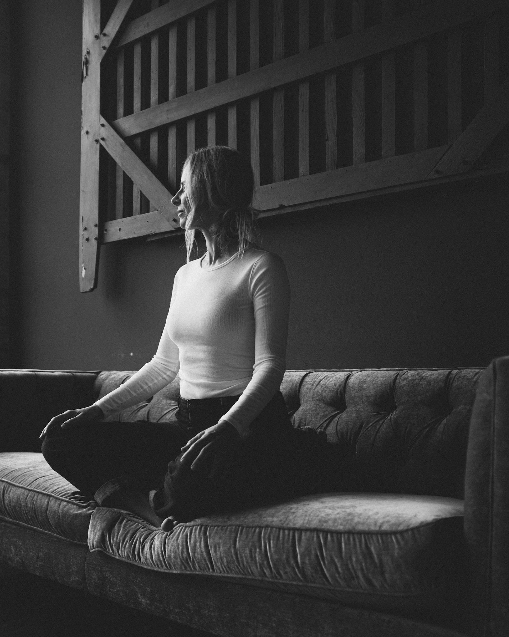 Kathleen Slattery-Moschkau meditation
